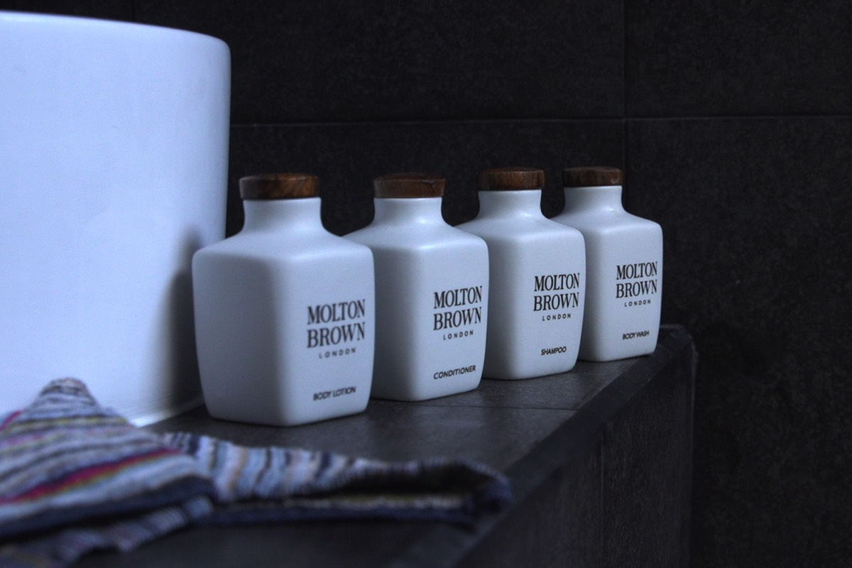 Boutique Beach Maldives Complimentary Molton Brown Luxury Products